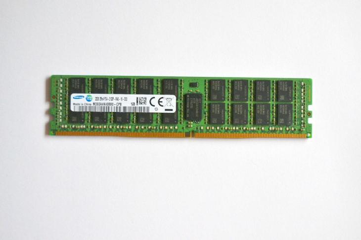 7. Samsung 32 GB DDR4 2133 MHz - PC komponenty
