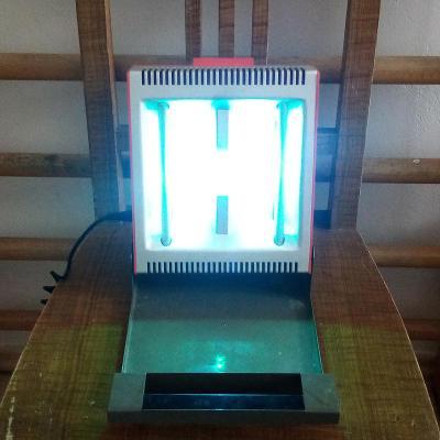 Horské slunce CHIRANA SIRIUS R02 UV/IR zářič-viz popis