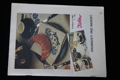 Drobnosti pro radost  3/1987    (l13)