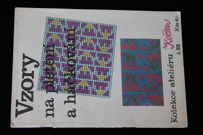 Vzory na pletení a háčkování     (l13)