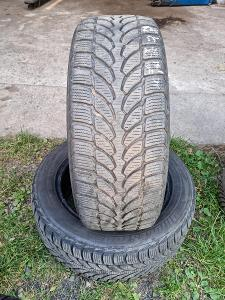 2ks ZIMNÍ PNEU 205/55 r16 Bridgestone