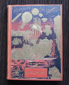 Julius Verne Hvězda Jihu původní vydání 1924 J. Vilímek
