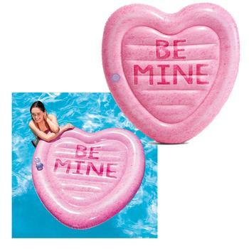 Lehátko Intex 58789 Candy Heart Island