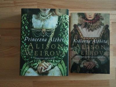 Série Elizabeth I.( kniha Princezna Alžběta a Královna Alžběta)