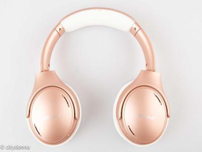 Bezdrátová sluchátka MPOW H19/ Aktivní noise cancel/ CVC 8.0/ Od 1Kč