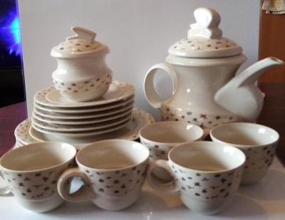 Starožitný porcelán snidanovi set speciální edice Studio linieRoenthal