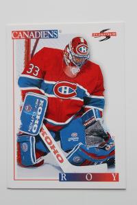 Patrick Roy Score 95-96 Montreal