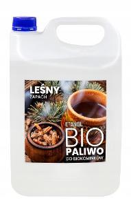 BOMAR Biolíh 100% palivo do biokrbů 5 l vůně lesa