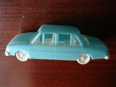 Auto; autíčko; ŠKODA 100; SMĚR; model;
