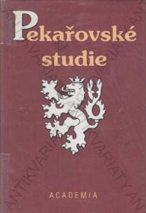 Pekařovské studie Academia Praha 1995