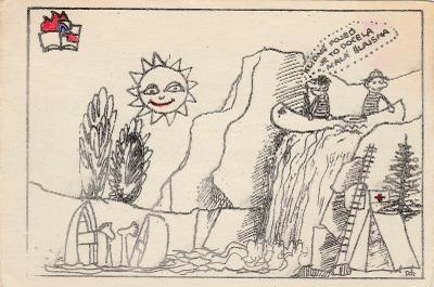 Stopaři Slaný - Na vodě
