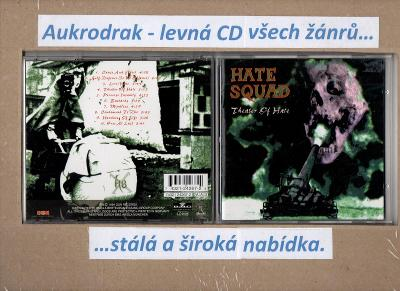 CD/Hate Squad-Theater Of Hate