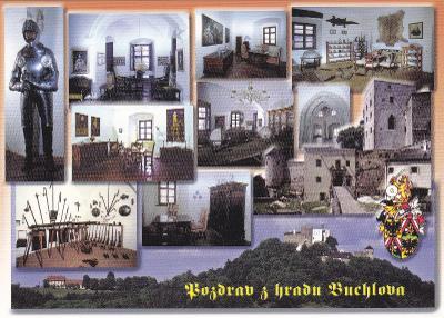 7. hrad BUCHLOV