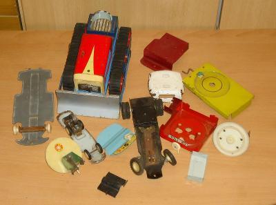 Vrakoviště hraček KDN, ITES