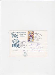 Praga 1978-PR-Autopošta--od korunky!