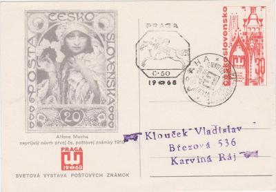 Praga 1968-PR-Mucha--od korunky!