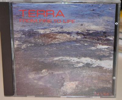 CD TERRA: FROM FIRE TO LIFE