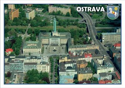 Ostrava radnice
