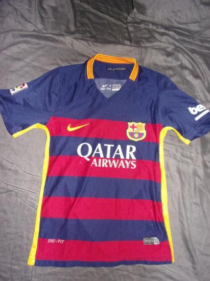 Nike/Messi/Barcelona-dres na 8 let od koruny - Kolektivní sporty