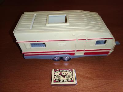 Karavan-retro hračka