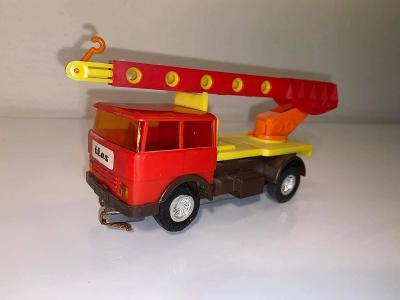 ITES náklaďák jeřáb -autodráha