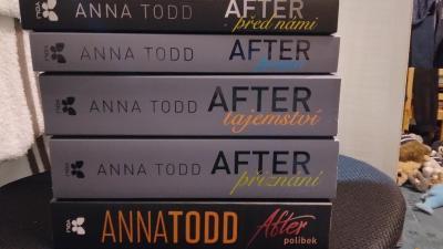 Kompletní knižní série After
