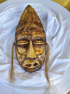 Stara plastika, aztecky motiv