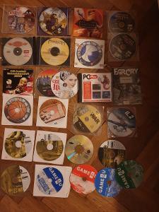 Kupa PC her - Ruzne zbytky - Game4U a dalsi