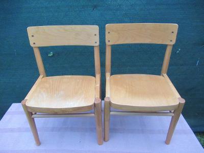 Pěkné dětské židle - Ton 2 ks