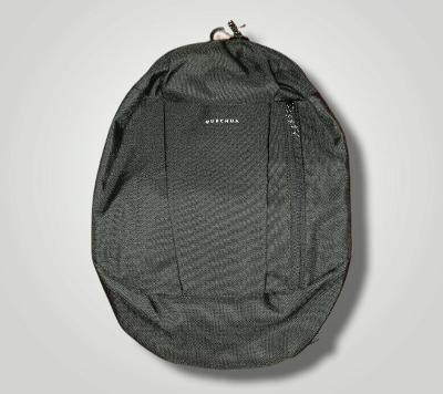 Malý sportovní batůžek černé barvy