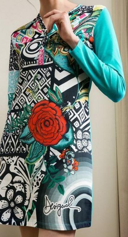 DESIGUALNIGHTDRESS luxury /VEL m(m-l) dámské pyžámko 1,- NOVÉ  - Dámské spodní prádlo