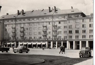 Sokolov - staré auto - č. 338