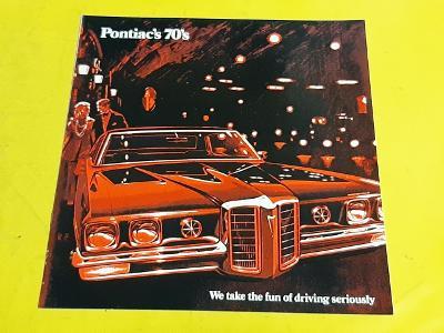 --- Pontiac 1970 ------------------------------------------------- USA