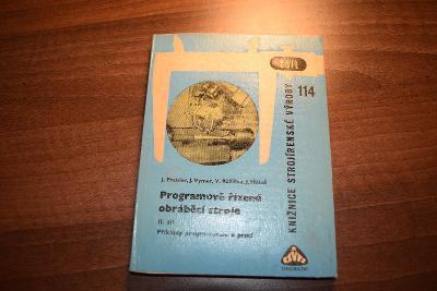 Programově řízené obráběcí stroje II (KSV 114) - Preisler a kol.