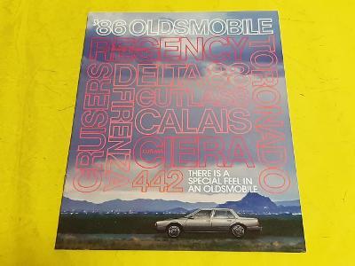 --- Oldsmobile 1986 ---------------------------------------------- USA