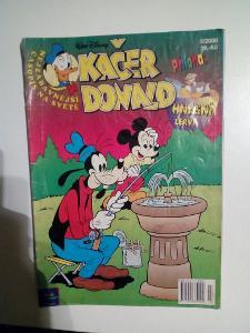 Časopis, Kačer Donald, č. 3/2000, zachovalý stav