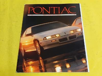 --- Pontiac 1989 ------------------------------------------------- USA