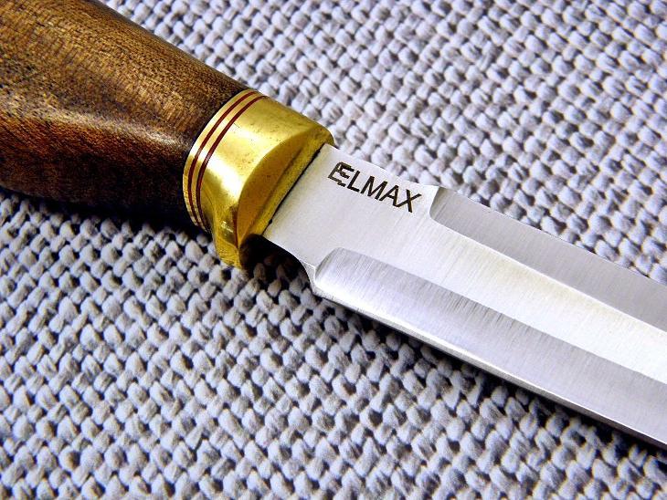 111/ Znackovy nůž Varms SK-13. OCEL ELMAX 60 HRC - Střelba a myslivost