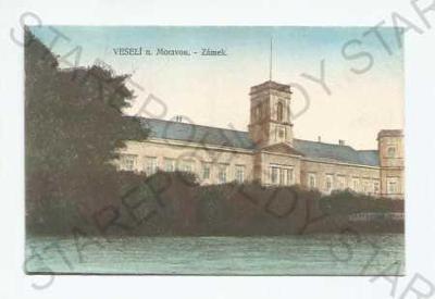 Veselí nad Moravou Hodonín zámek