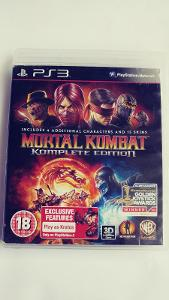 MORTAL KOMBAT-KOMPLETE EDITION-PS3