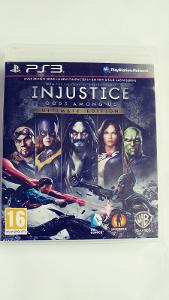INJUSTICE GODS AMONG US-ULTIMATE EDITION-PS3