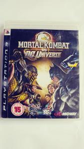 MORTAL KOMBAT VS DC UNIVERSE-PS3