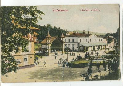 Luhačovice, Zlín
