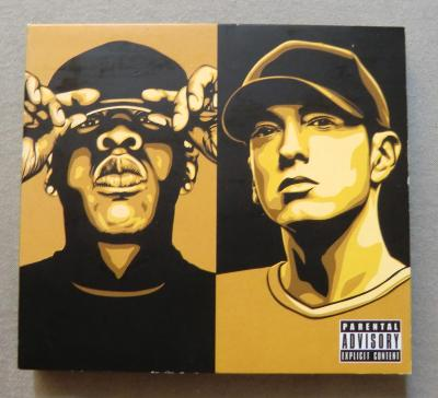 CD - DJ Hero Jay-Z / Eminem