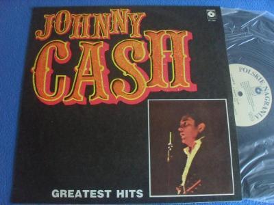 LP Johnny Cash - Greatest Hits