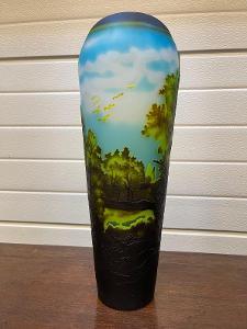 TOP-Luxusní váza Galle