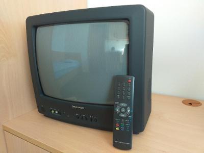 Televize Daewoo 14A5T úhlopříčka 35