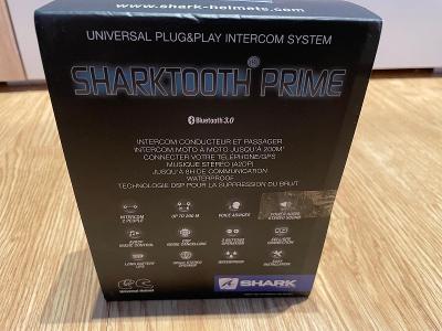 SHARKTOOTH PRIME Intercom do přileb Shark
