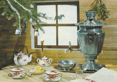 Vánoce za oknem