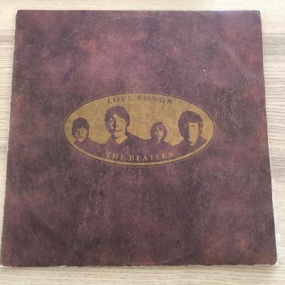 2 LP The Beatles – Love Songs